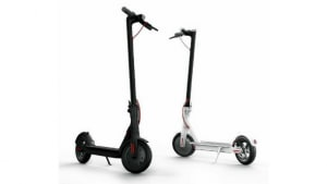 Xiaomi foldable Mi electric scooter with dual-brake system launched in China, priced at RMB 1,999