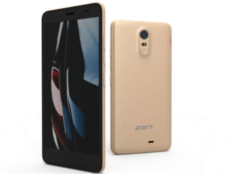 Zen Mobile Cinemax Click with 4G VoLTE support launched, priced at Rs 6,190: Specifications and features