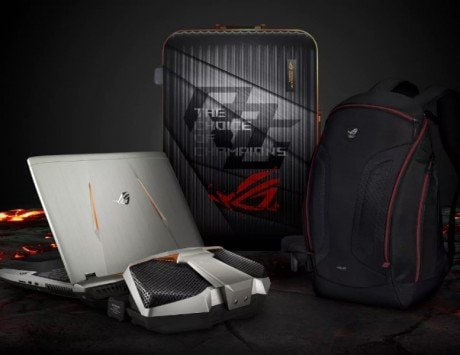 CES 2017: Asus showcases ROG gaming laptops,  desktops and more
