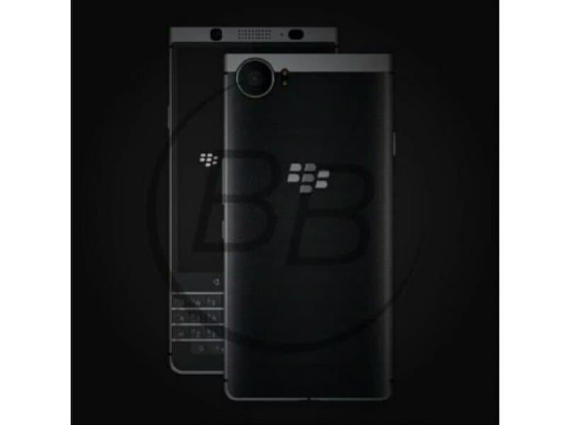 BlackBerry DTEK70 renders leaked ahead of CES 2017 launch