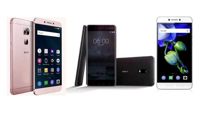 Nokia 6 vs Redmi Note 3 vs Le Eco Le 2 vs Coolpad Cool 1 Dual: Price, specifications, and features compared