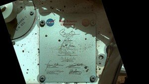 President Obama thanks NASA for carrying his signature to Mars