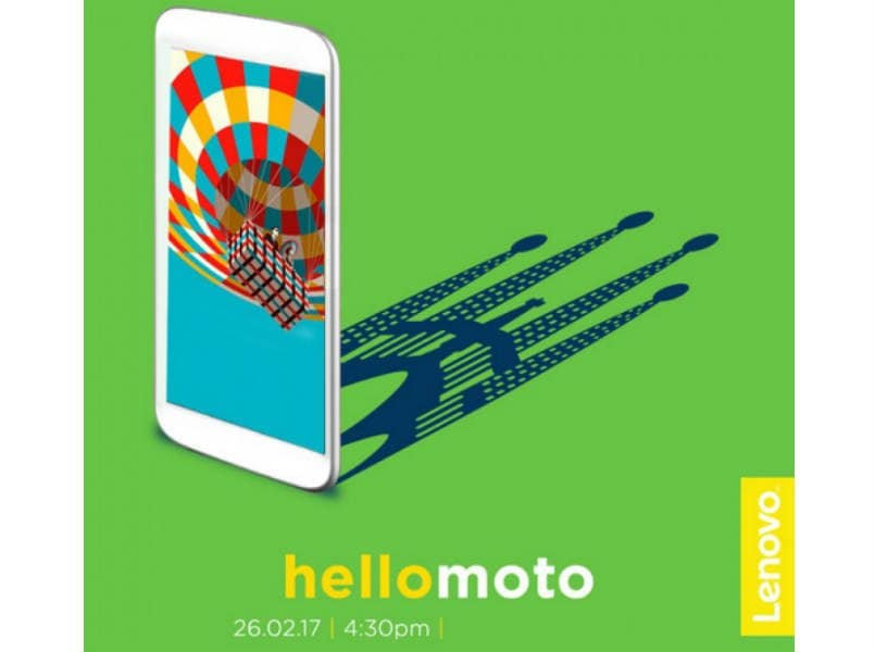Motorola MWC 2017 event scheduled for February 26; Moto G5, Moto G5 Plus expected