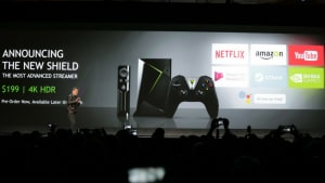 CES 2017: Nvidia launches new Shield with Google Assistant, self-driving car system and cloud gaming service