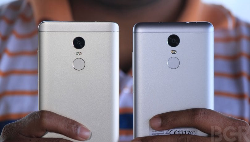 Xiaomi Redmi Note 4, Redmi 4 and Redmi 4A: Here's what's different