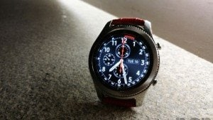 New Gear S smartwatch to be unveiled at IFA, Samsung says