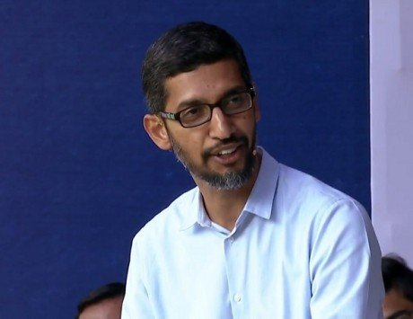 Pichai says Google still mulling a censored search engine in China