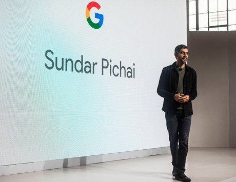 Google is exploring UPI-based services for India: CEO Sundar Pichai