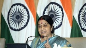 Indian IT companies in the US are generating jobs, not stealing them: Sushma Swaraj