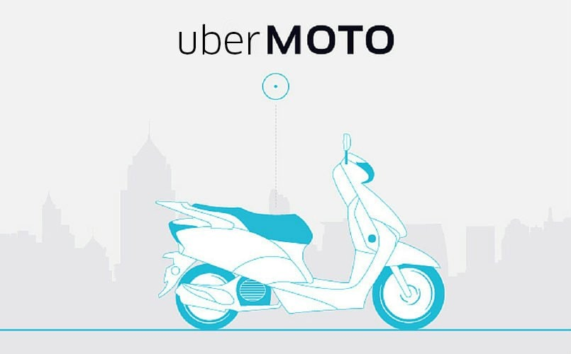 uberMOTO, bike sharing service launched in Noida and Ghaziabad