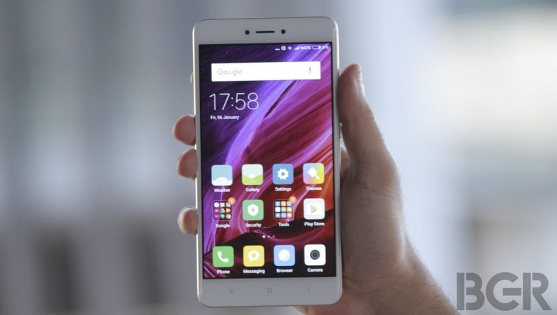 Xiaomi Redmi Note 4 becomes company's best selling model for third successive quarter