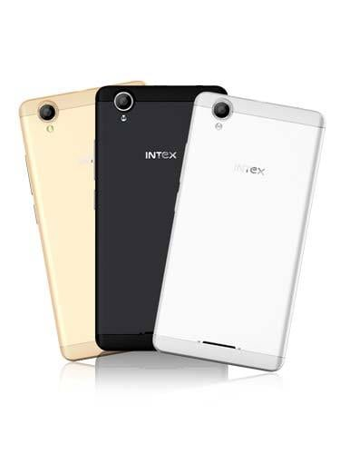 Intex Aqua Supreme+ Colors