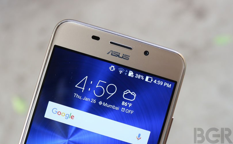 Asus ZenFone 3 Max and Zenfone 3 Deluxe receive Android 7 1