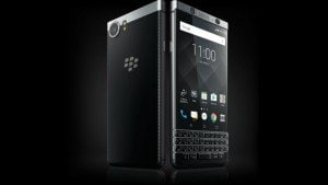 BlackBerry KEYone with physical QWERTY keyboard launched