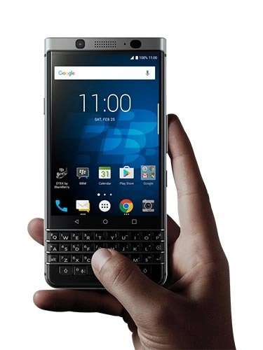 BlackBerry KEYone Hands On