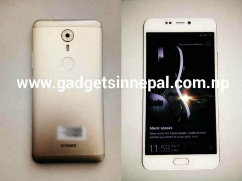 Gionee A1 specifications, features leaked ahead of launch on February 27 at MWC 2017