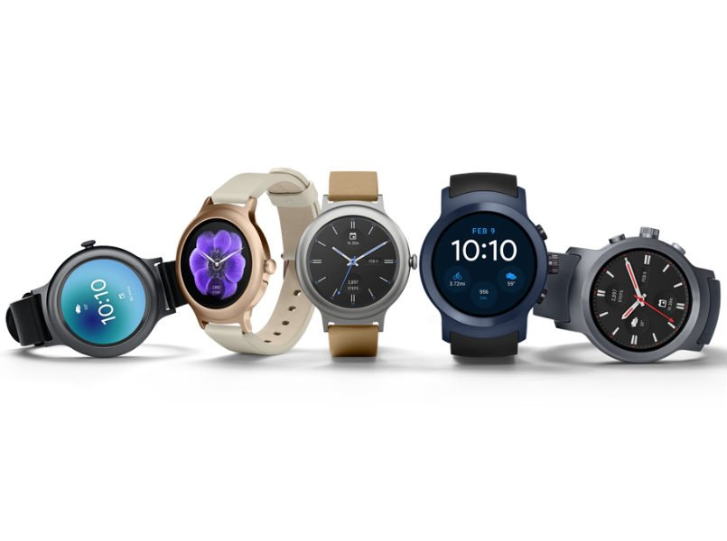 Image result for LG  Watch W7