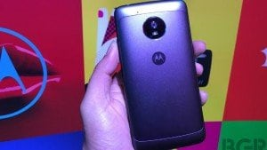 Moto G5 to launch in India soon