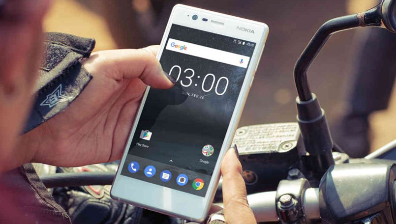 Nokia 3 now available online in India, priced at Rs 9,499