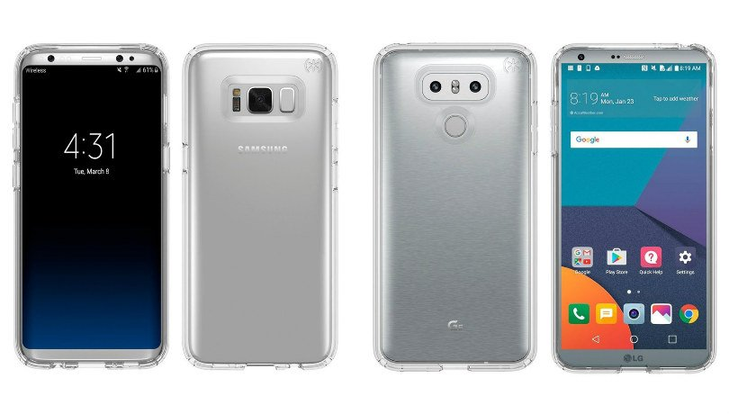 This is when LG G6 and Samsung Galaxy S8 are expected to ...