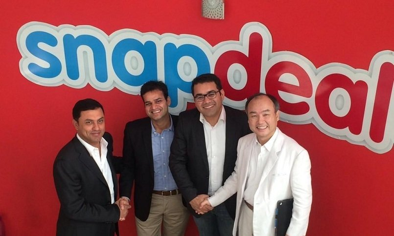 Snapdeal can downsize 50-60% of workforce; 100% pay cut for founders