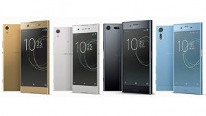 Sony Xperia (2017) smartphones detailed in leaked press renders ahead of MWC 2017 launch