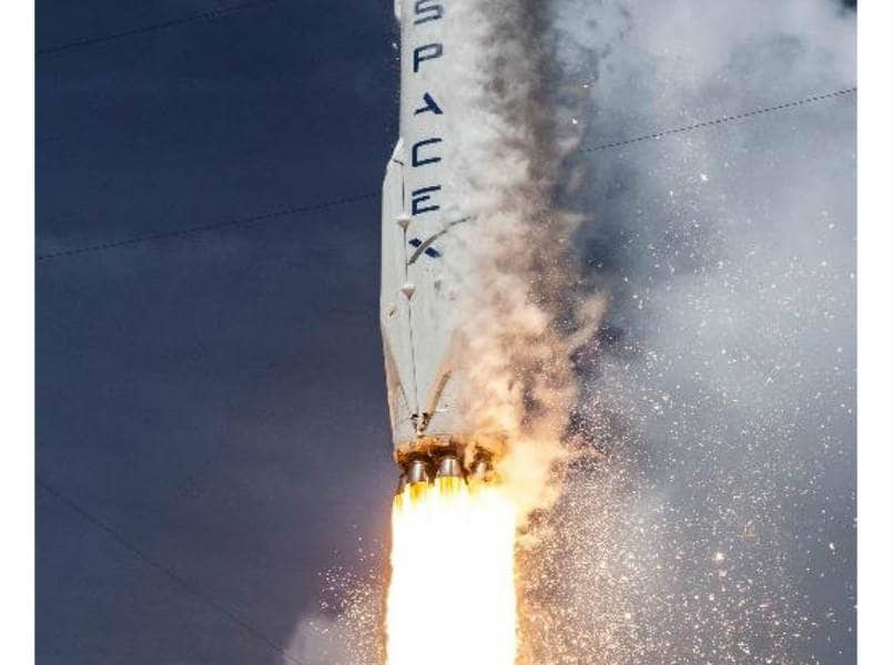 SpaceX cargo mission to space station set for launch
