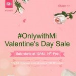 Xiaomi Valentine's Day sale: Mi Air Purifier 2 bundle, Mi…