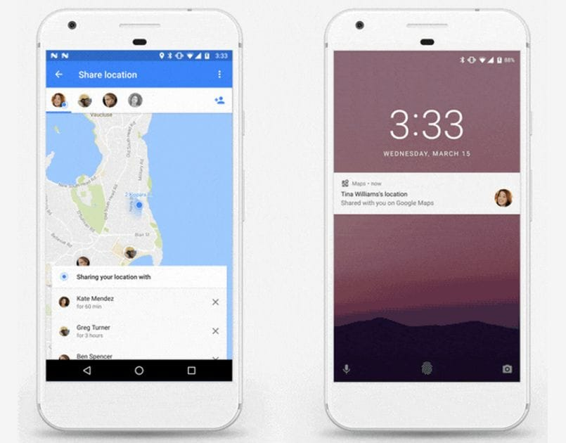 Remember Google Latitude? Google Maps brings it back with real-time location sharing feature