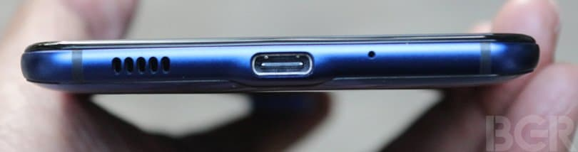 htc u ultra bottom ports