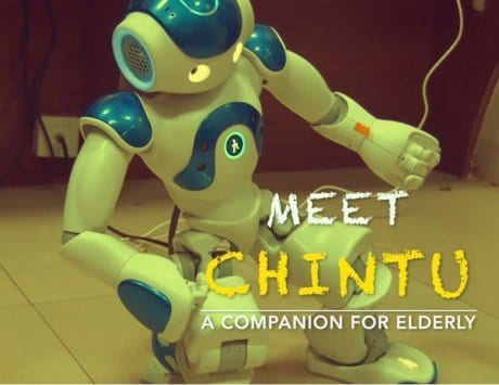 Meet 'Chintu,' the IBM Watson-powered robot to assist senior citizens