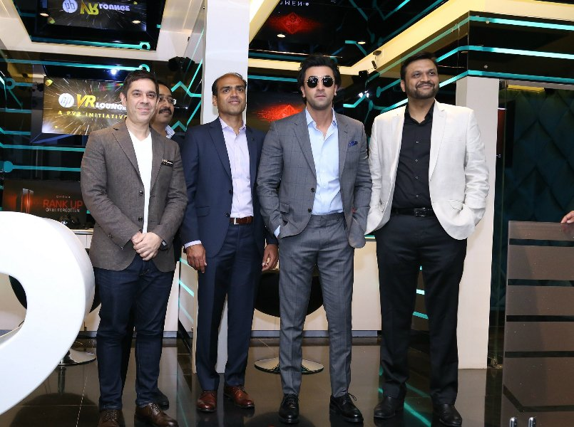 PVR HP Virtual Reality lounge launched in India