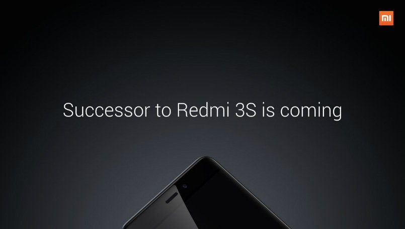 Xiaomi Redmi 3S and Redmi 3S Prime successors to launch in India soon: Manu Kumar Jain