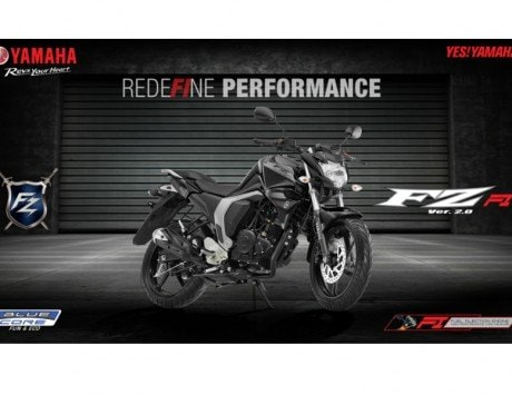 Yamaha launches FZ-S, FZ F1, Fazer FI, SZ RR in India