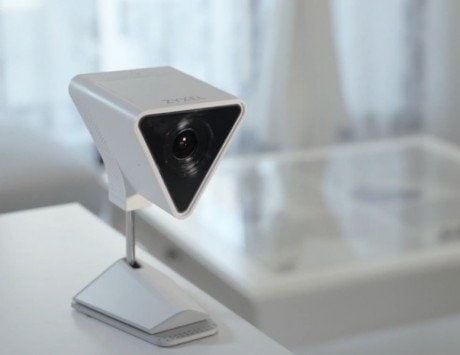 Zyxel Communications launches Aurora, indoor night vision camera