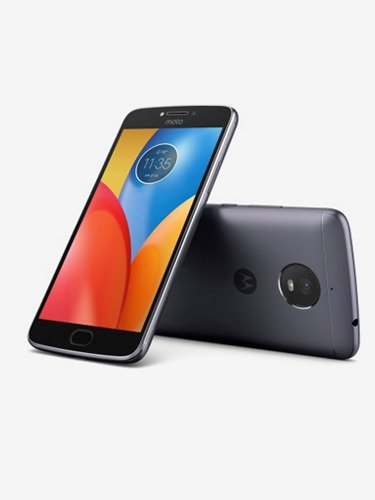 Motorola Moto E4 Plus Design