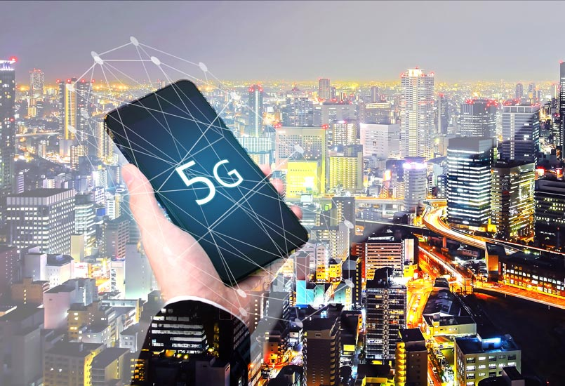 India in talks with South Korea for setting up 5G test labs