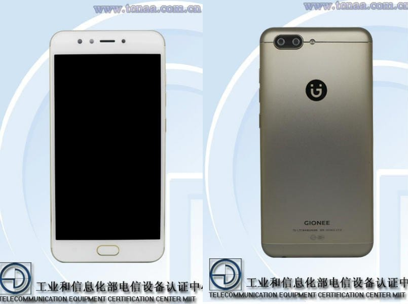997de092faf Gionee S10 specifications