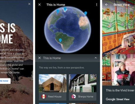 Google Earth's redesigned app has finally launched on iOS