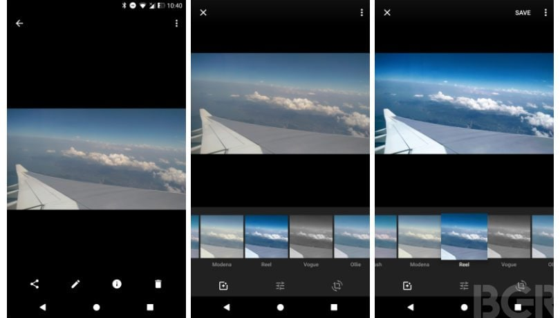 Google Photos for Android brings image stabilisation to videos