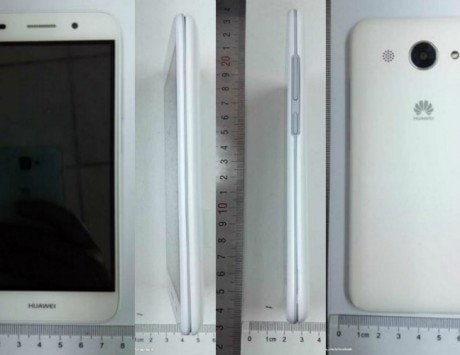 Huawei Y3 (2017) live photos, user manual leaked ahead of launch