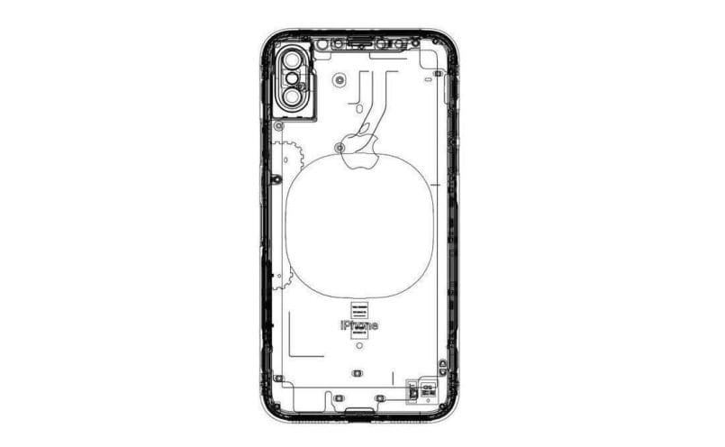 Apple iPhone 8 detailed schematic leak yet again hints at vertical dual-camera setup, wireless charging
