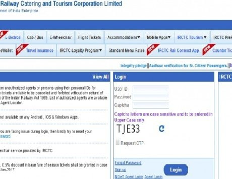 Razorpay to power UPI on IRCTC