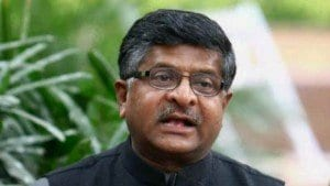 New policy planned for electronics, software production in India: Ravi Shankar Prasad