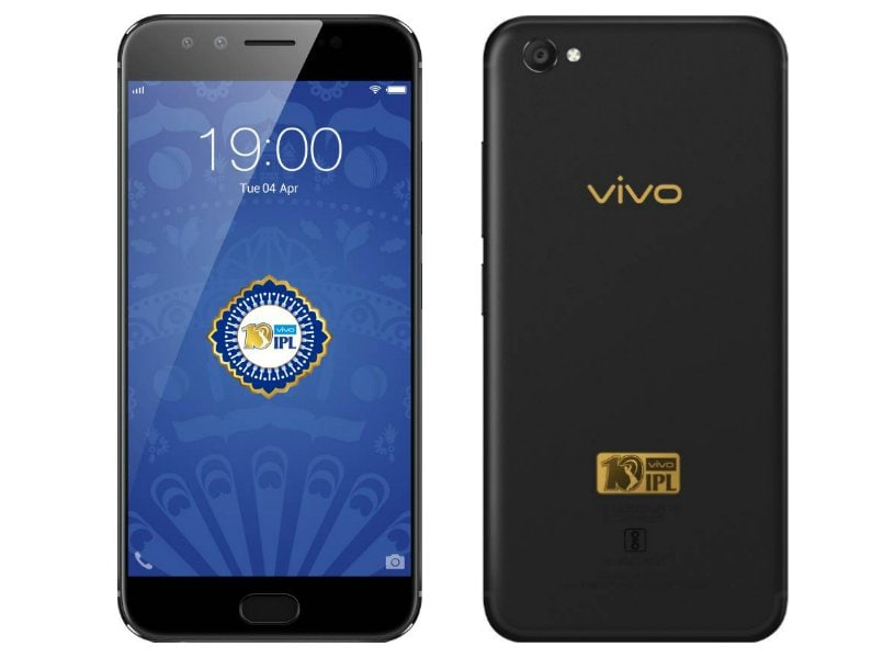 Vivo V5 Plus IPL Limited Edition available on Flipkart, priced at Rs 25,990; here's everything you need to know