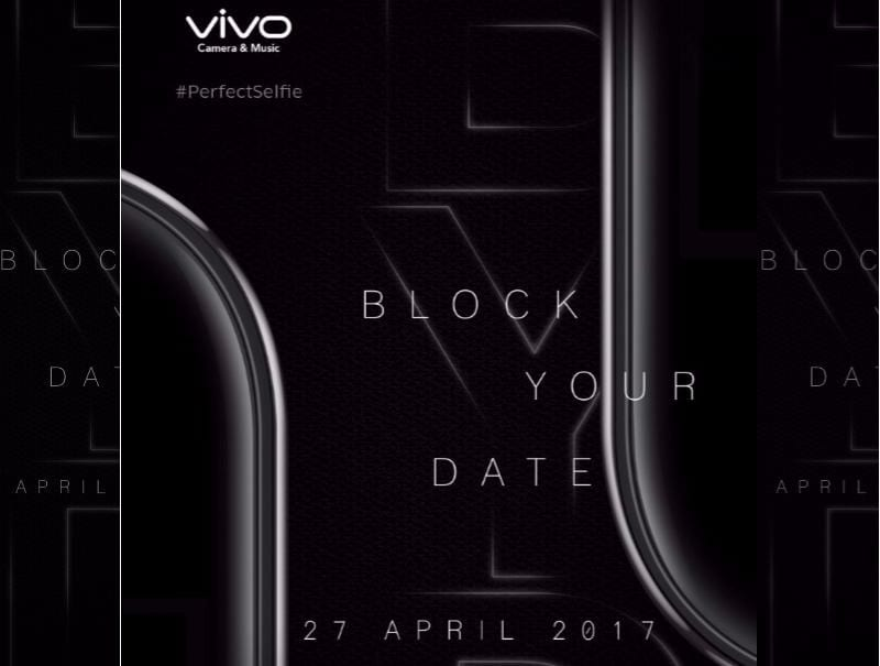 Vivo sends out invite for April 27 event in India; Vivo V5s launch expected