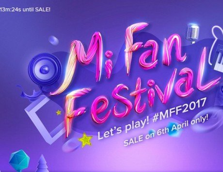 Xiaomi Mi Fan Festival on April 6: Redmi Note 4 for Re 1, Redmi 4A rose gold variant sale, and more