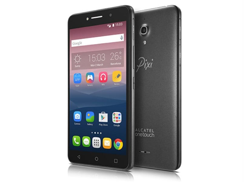 Alcatel launches entry-level PIXI 4 phablet for Rs 9,100: Specifications, features