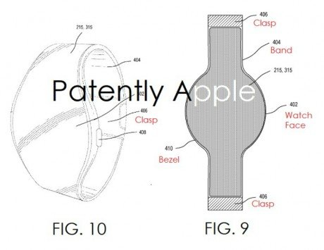 Apple Watch patent hints at a design unlike what we have seen before