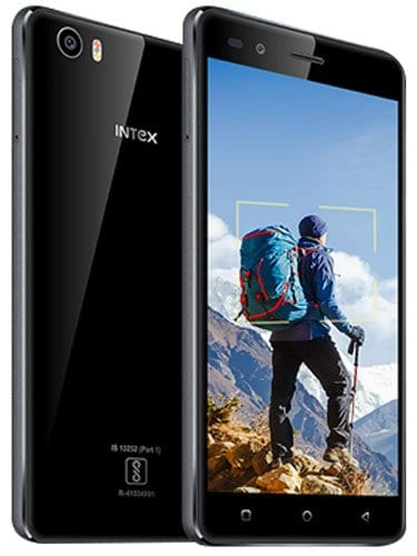 Intex Aqua Crystal Plus Design